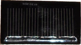 Солнечная батарея 0,3Вт, 1,2В
