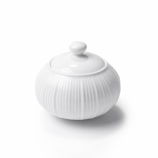 Сахарница Fissman Elegance White SB-9352-250 250 мл