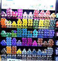 Стойка стеллаж для витрины в магазин набор скетч маркеров 60 цветов по 6 штук каждый цвет 360 штук