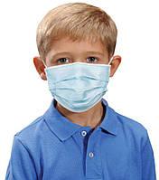 Детские медицинские маски 50 штук