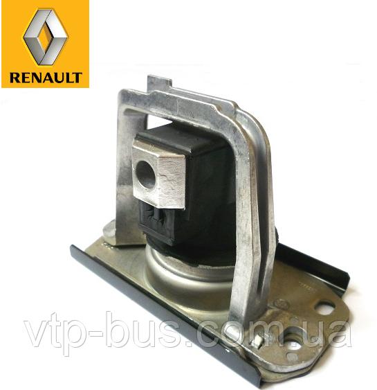 Подушка двигателя правая, прямоугольная на Renault Trafic 1.9dCi (2001-2006) Renault (оригинал) 8200378211