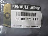 Подушка двигателя правая, прямоугольная на Renault Trafic 1.9dCi (2001-2006) Renault (оригинал) 8200378211, фото 5