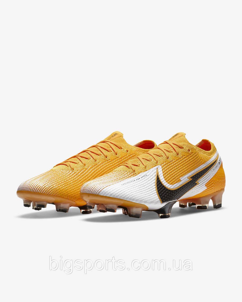 Бутси футбольні чоловік. Nike Mercurial Vapor 13 Elite FG (арт. AQ4176-801)
