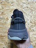 🔥 Кроссовки женские Adidas Ozweego Grey (адидас озвиго серые), фото 4