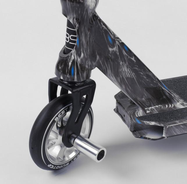 Самокат трюковий 60908 Best Scooter чорний - Svik