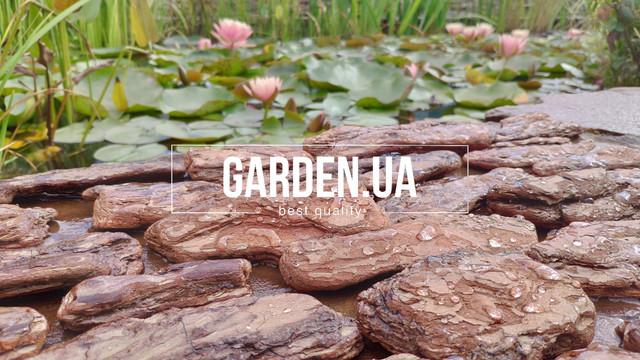 Кора соснова GARDEN, 50л, Фр.5 (6-15см) галька Фото