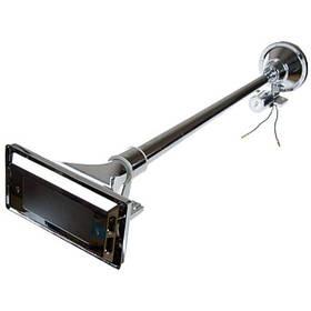 Сигнал возд CA-13740/1 дудка металл 24V/740mm