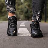 🔥 Кроссовки мужские спортивные повседневные Under Armour Scorpio черные андер армоур, фото 8
