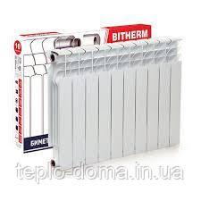Радиатор биметаллический BITHERM UNO 500/100 КИТАЙ