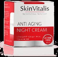 SkinVitalis Cream (Скин Виталис Крем) - средство от морщин, фото 1