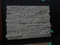 Песчаник сoломка  «Княжий замок»-   белый 3- 6см.