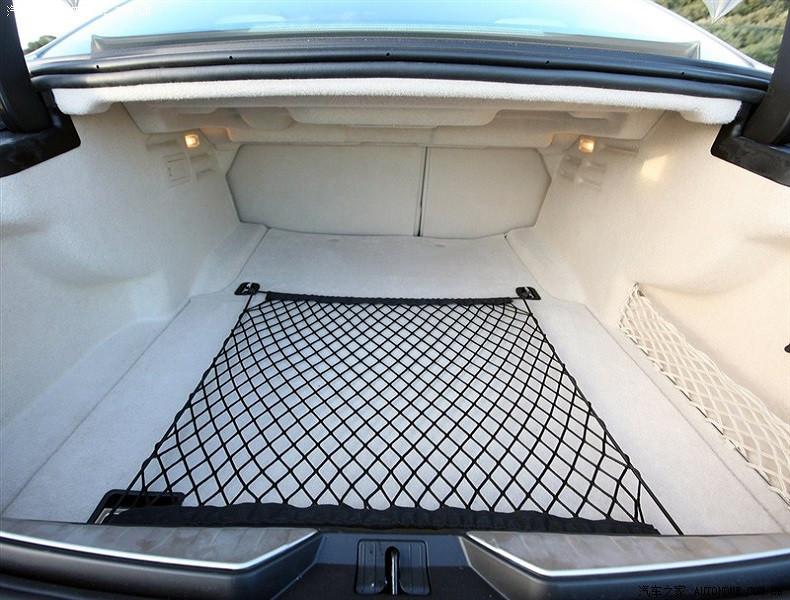Фиксированная сетка в багажник