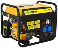 Мощный бензиновый генератор Sadko GPS-3000