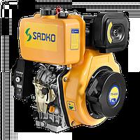 Долговечный  4-тактный дизельный двигатель Sadko DE-420E