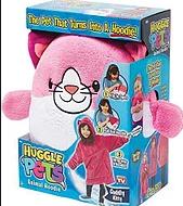 Детская игрушка — толстовка Snuggly Putty (Кот)