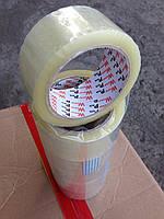 Скотч упаковочный прозрачный 45мм*38мкм*200м(реальная намотка 90 м)