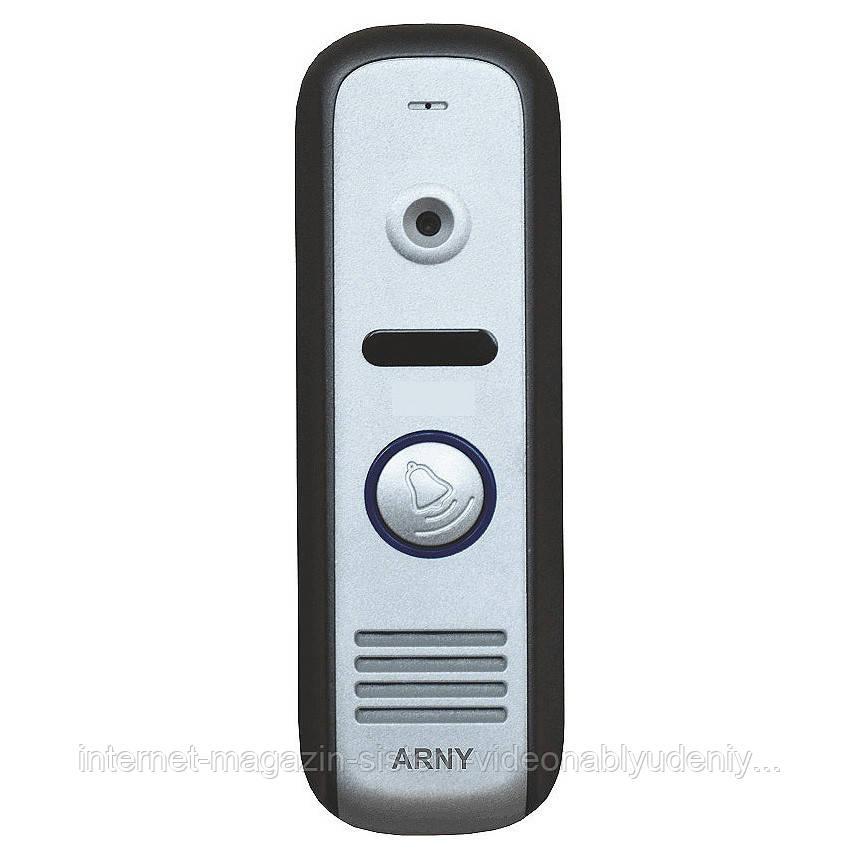 Вызывная панель Arny AVP-NG110 Серебро