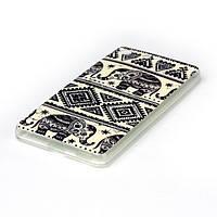 TPU чехол для Sony Xperia M5 E5633 Слоники, фото 1