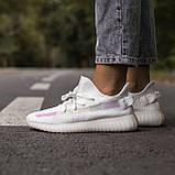 🔥 Кроссовки женские Adidas Yeezy 350 Rainbow (адидас изи буст 350 реинбоу), фото 4