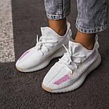🔥 Кроссовки женские Adidas Yeezy 350 Rainbow (адидас изи буст 350 реинбоу), фото 7