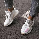 🔥 Кроссовки женские Adidas Yeezy 350 Rainbow (адидас изи буст 350 реинбоу), фото 8