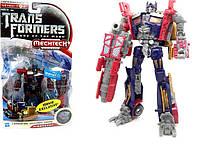 Робот-трансформер Оптимус Прайм - Optimus Prime LF, TF3, Deluxe, MechTech, Hasbro, фото 1