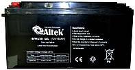 Аккумулятор гелевый Altek 6FM150GEL 12V 150AH, для ИБП, фото 1
