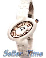 Часы керамические Cartier