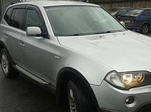 Дефлекторы окон BMW X3 E83 2003-2010