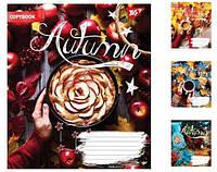 """Тетради в линию А5/36 """"Autumn"""""""
