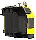 Промышленный котел на твердом топливе Kronas PROM 300 кВт с автоматикой функцией PID и вентилятором, фото 2