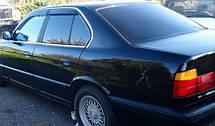 Дефлекторы оконBMW 5 Sd E34 1988-1995