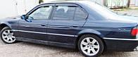 Ветровики БМВ 5 | Дефлекторы окон BMW 7 Sd (E38) 1994-2001
