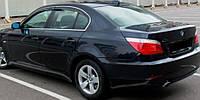 Ветровики БМВ 5 | Дефлекторы окон BMW 5 Sd (E60) 2002-2010