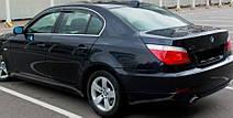 Дефлекторы окон BMW 5 Sd E60 2002-2010