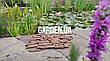 Кора соснова GARDEN, 50л, Фр.4 (5-8см) галька, фото 4