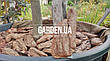 Кора соснова GARDEN, 50л, Фр.4 (5-8см) галька, фото 6
