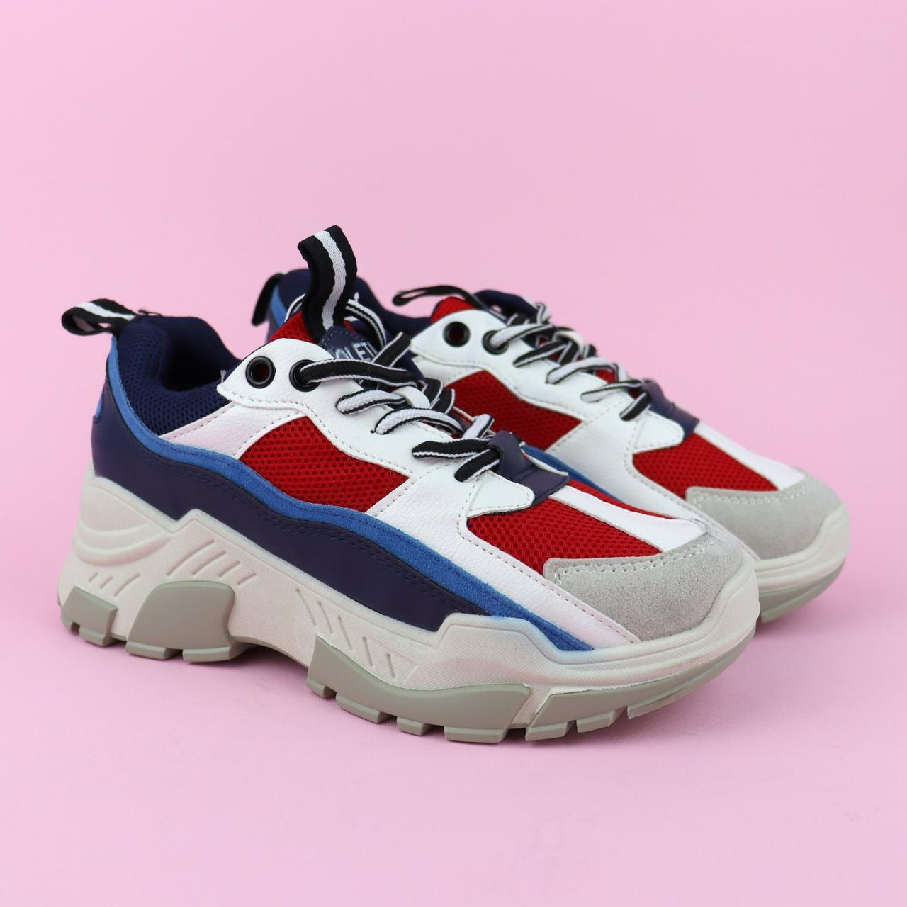 Кросівки підліткові на платформі тм Violeta розмір 36,37,39,40