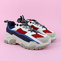 Кросівки підліткові на платформі тм Violeta розмір 36,37,39,40, фото 1