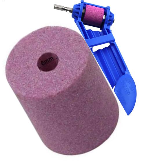 Запасной камень для точилка для сверл, ножей, ножниц Titanium