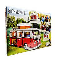 """Конструктор Create """"Автобус фольксваген"""" 10569, фото 2"""