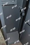 Сейф оружейный для двух ружей с кассовым отделением СО 110/2К, фото 3