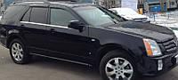 Ветровики Кадиллак СРХ | Дефлекторы окон Cadillac SRX I 2004-2009