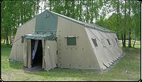 Палатки из брезента