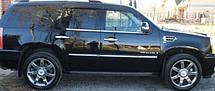 Дефлекторы окон Cadillac Escalade III 2007-2014
