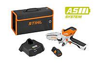 Пила аккумуляторная Stihl GTA 26 Set (GA010116910)