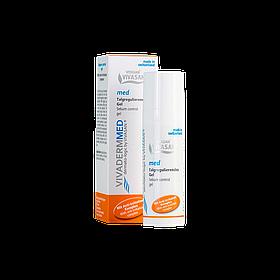 Гель-контроль для жирной кожи Вивадерм Мед Vivaderm Med Вивасан Швейцария 30мл