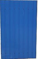 Профнастил ПС-8, Альбатрос цвет: синий 1,75м Х 0,95м
