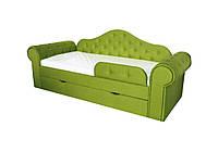 Кровать-диван Мелани/Melani. ТМ Viorina-deko. (Лайм.)