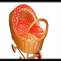 Коляска для куклы. Детская игрушечная коляска для кукол